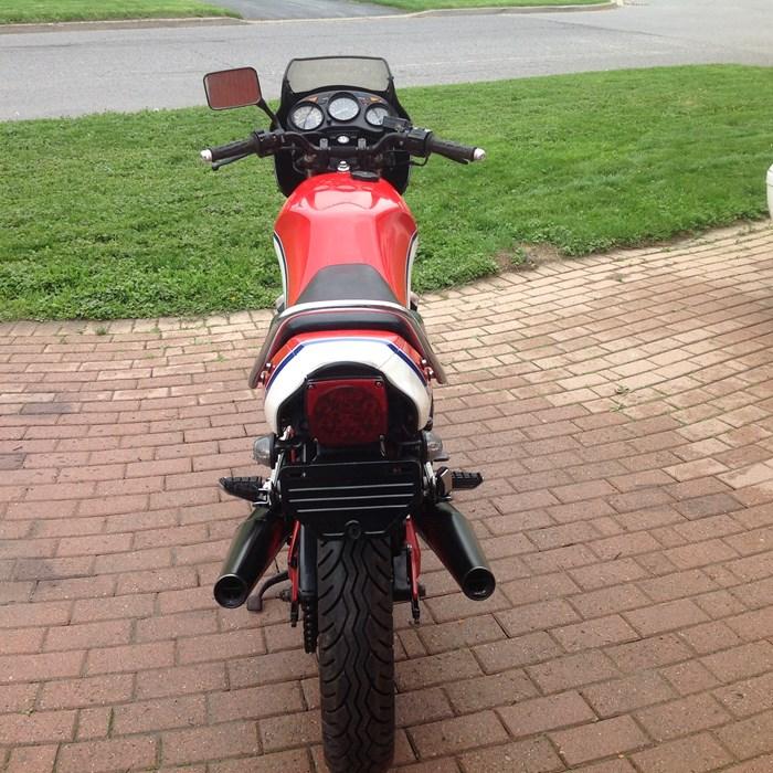1983 Yamaha RZ 350 Photo 4 of 10