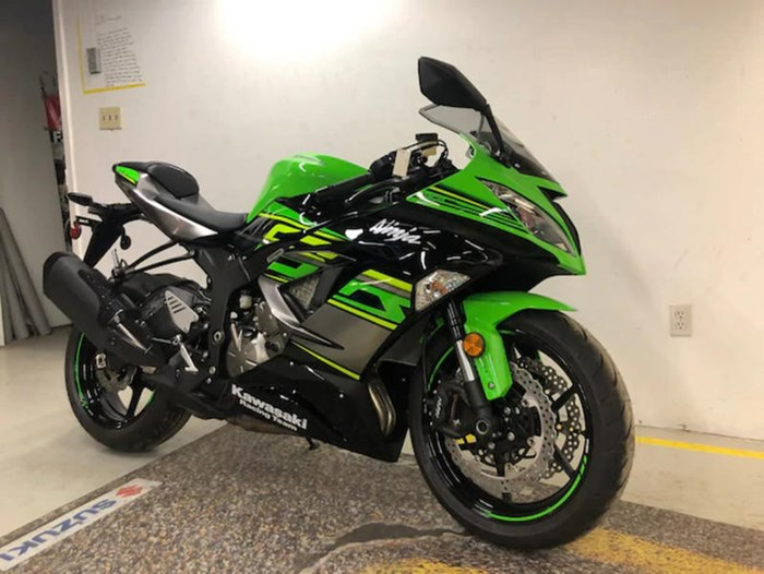 2018 Kawasaki Ninja® ZX™-6R ABS Photo 1 of 6