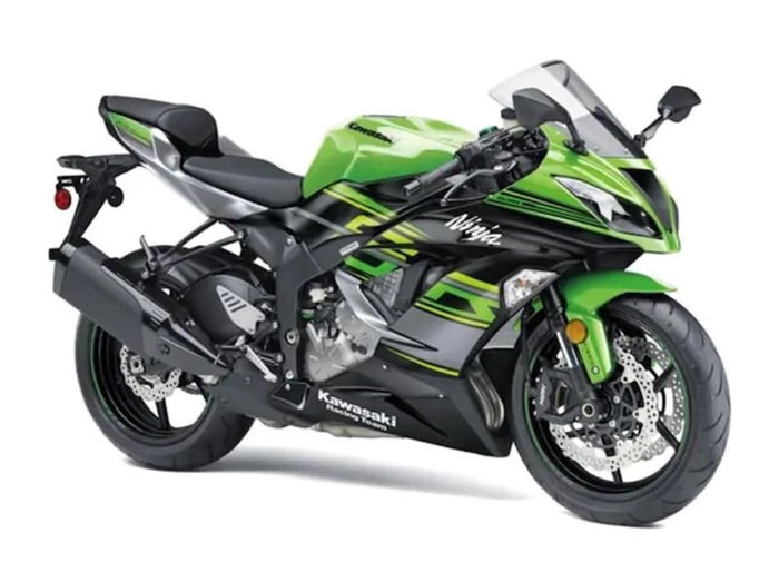 2018 Kawasaki Ninja® ZX™-6R ABS Photo 4 of 6