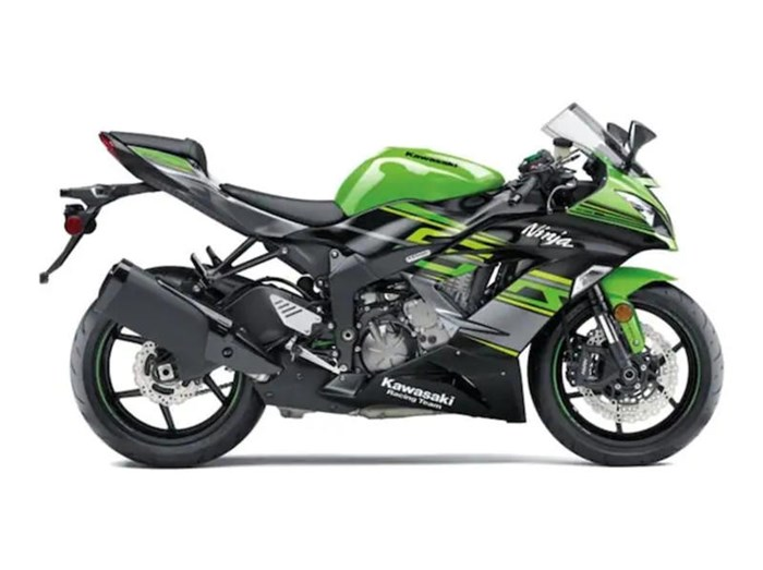 2018 Kawasaki Ninja® ZX™-6R ABS Photo 5 of 6