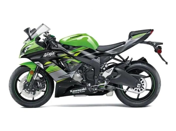 2018 Kawasaki Ninja® ZX™-6R ABS Photo 6 of 6