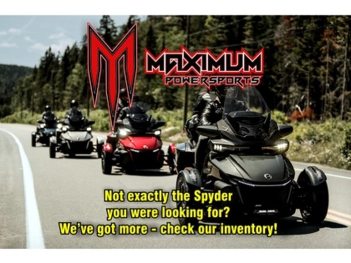2011 Can-Am Spyder  RS-S Photo 9 of 9