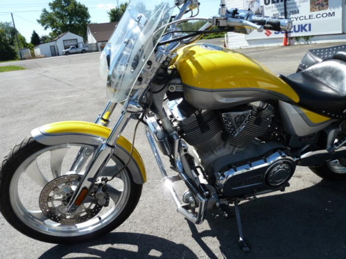 2006 Victory Vegas Photo 5 of 8