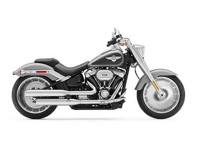 2020 Harley-Davidson FLFBS - Softail® Fat Boy® 114 Photo 1 of 1