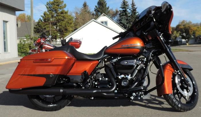 2020 Harley-Davidson FLHXS - Street Glide® Special Photo 1 of 8