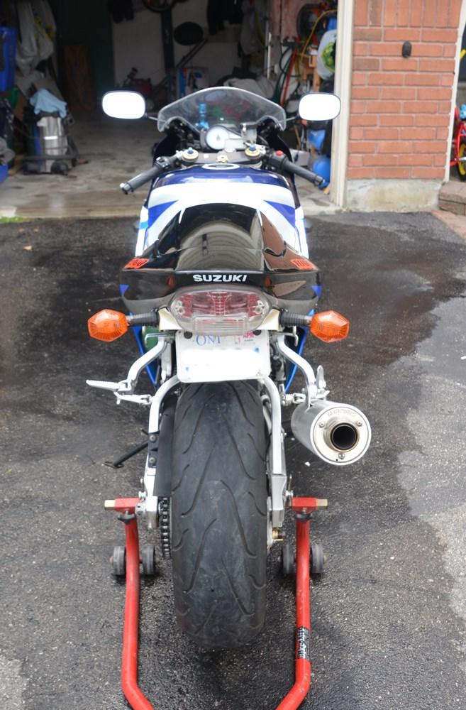 2002 Suzuki GSXR Photo 4 of 7