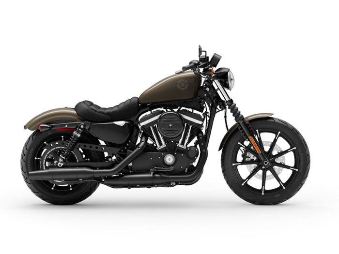 2020 Harley-Davidson XL883N - Sportster® Iron 883™ Photo 1 of 1