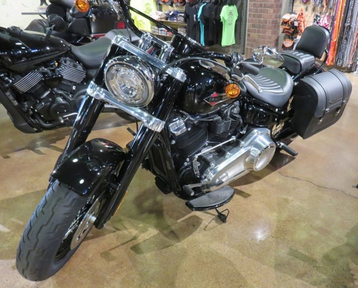 2018 Harley-Davidson FLSL - Softail® Softail Slim® Photo 7 of 7