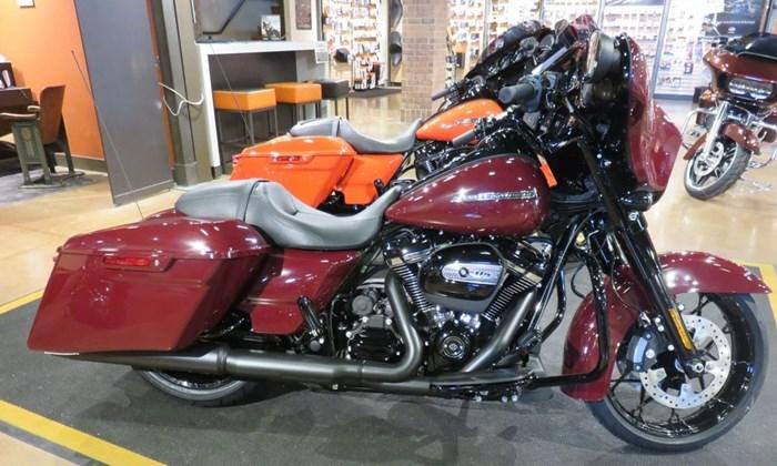 2020 Harley-Davidson FLHXS - Street Glide® Special Photo 1 of 13