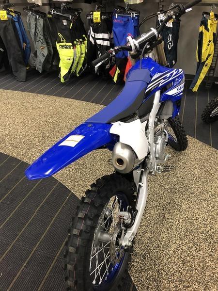 2019 Yamaha YZ450F Photo 3 of 3