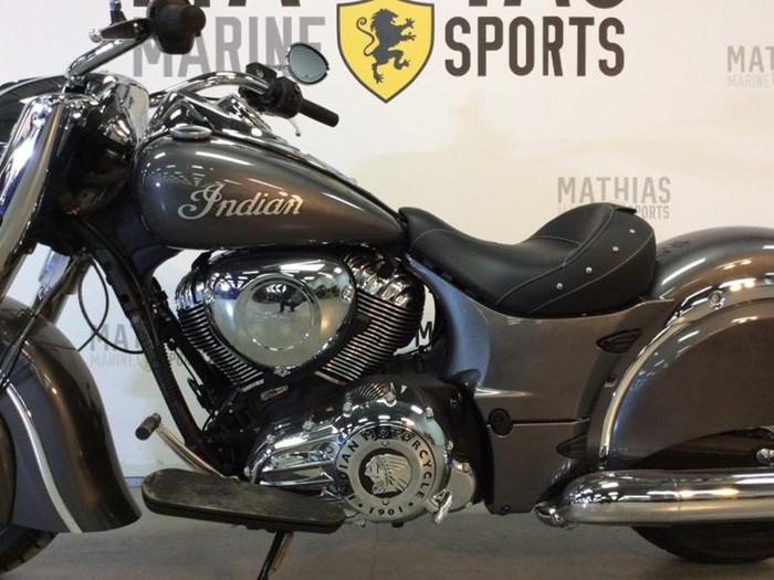 2018 INDIAN CHIEF Photo 8 of 13