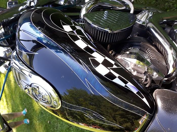 2002 Honda 1800 vtx Photo 5 of 5