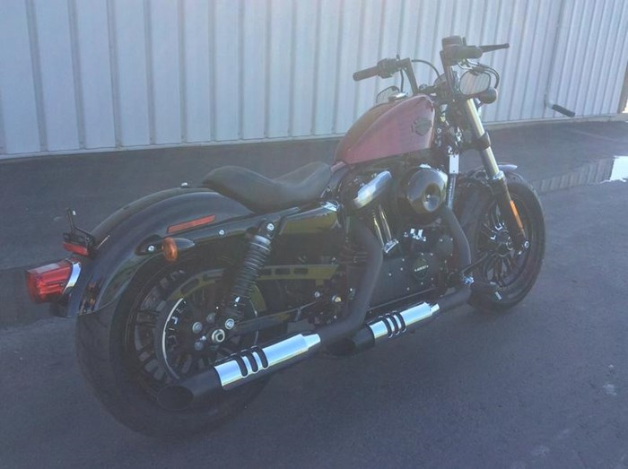 2016 Harley-Davidson XL1200X - Sportster® Forty-Eight® Photo 3 sur 9