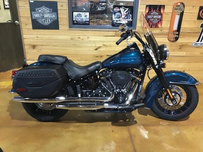 2020 Harley-Davidson FLHCS - Softail® Heritage Classic 114 Photo 1 of 7