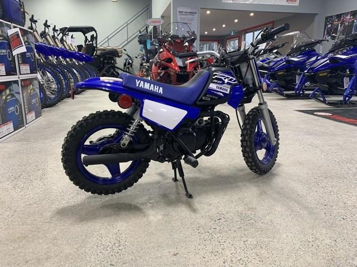2020 Yamaha PW50 (2-Stroke) Photo 5 of 9