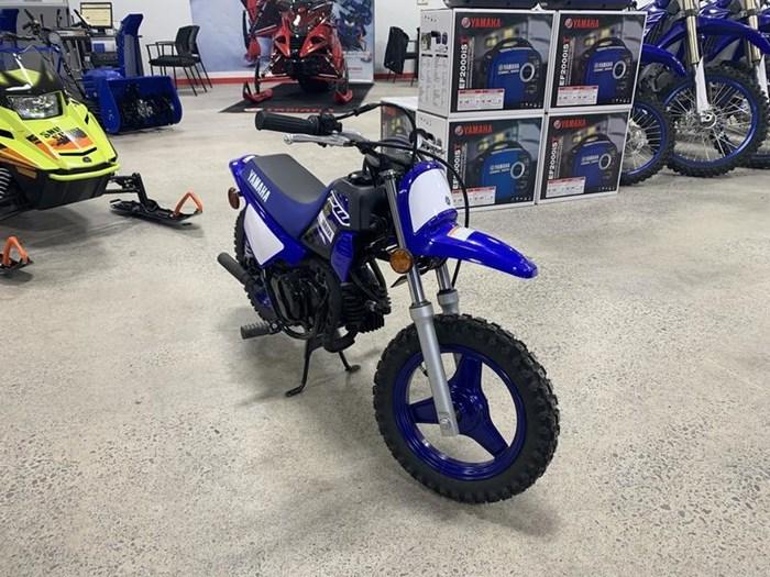 2020 Yamaha PW50 (2-Stroke) Photo 8 of 9