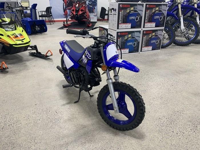 2020 Yamaha PW50 (2-Stroke) Photo 9 of 9
