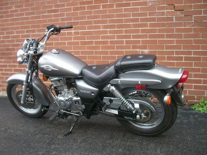 2008 Suzuki GZ250 Marauder Photo 7 of 9