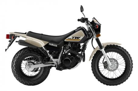 2019 Yamaha TW200 Photo 1 of 2
