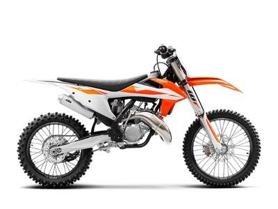 2019 KTM 150 SX Photo 1 of 1