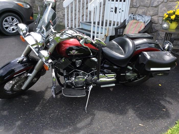 2002 Yamaha V Star Classic Photo 2 sur 5