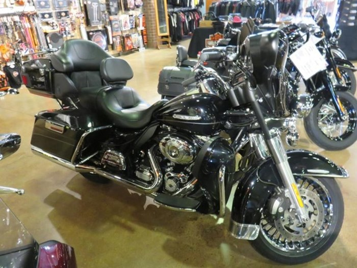 2012 Harley-Davidson FLHTK - Electra Glide® Ultra Limited Photo 1 of 11