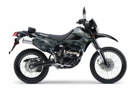 2019 Kawasaki KLX250 Photo 1 of 3