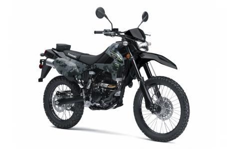 2019 Kawasaki KLX250 Photo 2 of 3