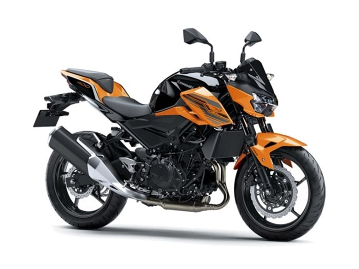 2020 Kawasaki Z400 ABS Photo 1 sur 1
