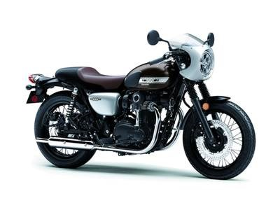 2020 Kawasaki W800 Cafe Photo 1 of 1