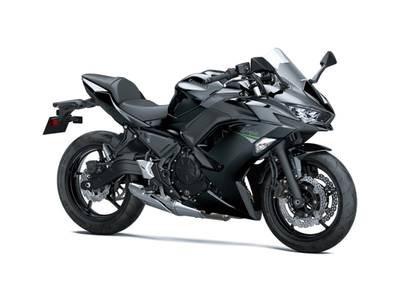 2020 Kawasaki Ninja 650 ABS Photo 1 of 1