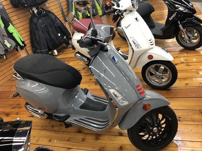 2020 Vespa Sprint 50 iGet Sport ABS Photo 1 of 3