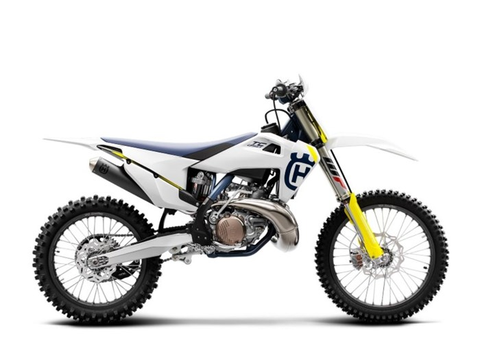2019 Husqvarna® TC 250 Photo 1 of 3