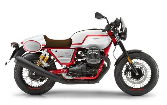 2020 Moto Guzzi V7 III Racer LE Photo 1 sur 3