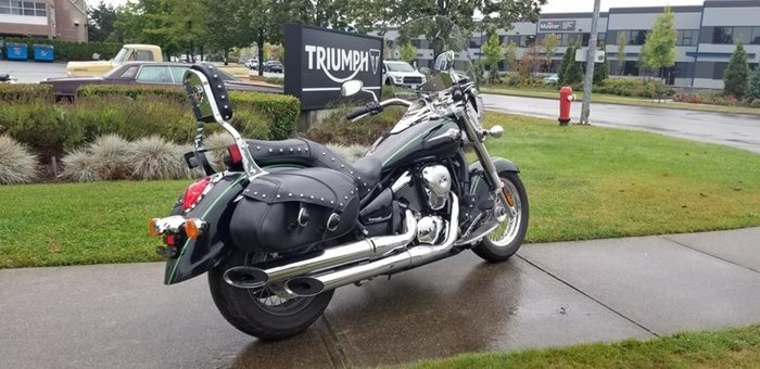 2015 Kawasaki Vulcan® 900 Classic LT Photo 3 of 10