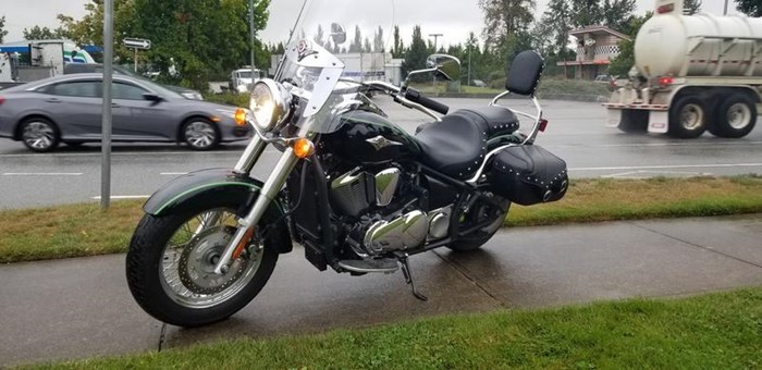 2015 Kawasaki Vulcan® 900 Classic LT Photo 4 of 10
