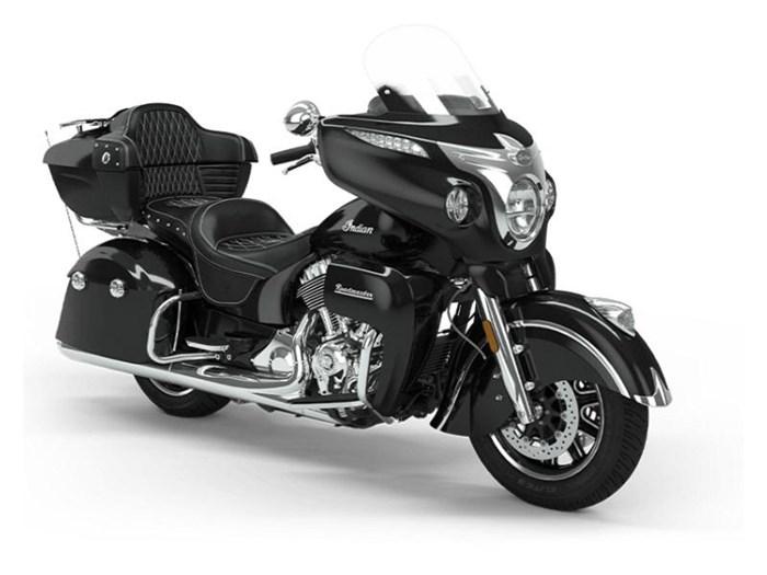 2020 Indian Motorcycle® Roadmaster® Thunder Black Photo 1 of 2