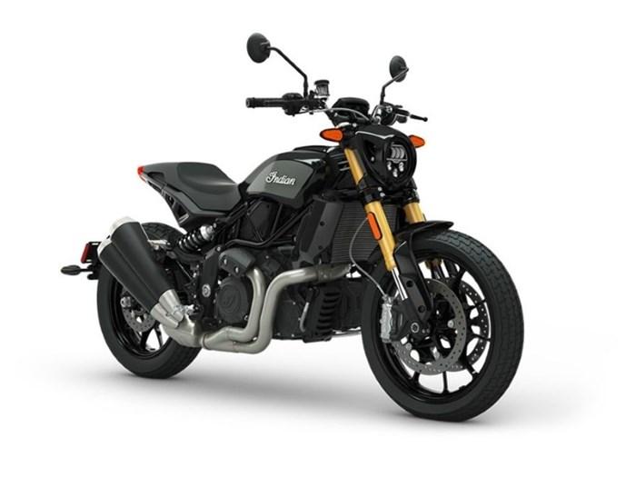 2019 Indian Motorcycle® FTR™ 1200 S Titanium Metallic over Thund Photo 1 sur 4