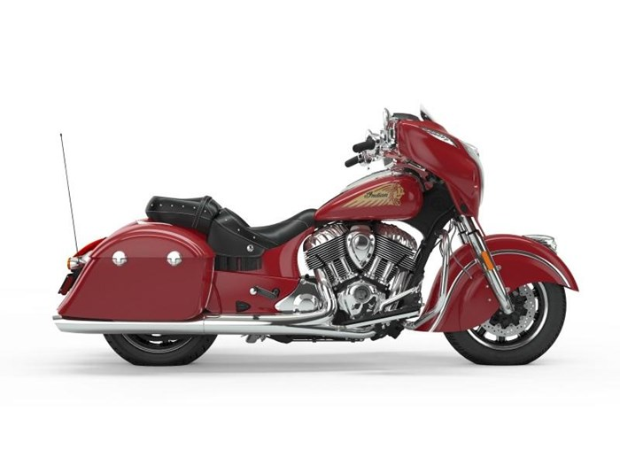 2019 Indian Motorcycle® Chieftain® Classic Icon Series Patriot R Photo 5 of 8