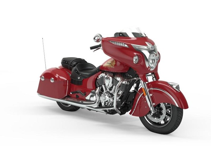 2019 Indian Motorcycle® Chieftain® Classic Icon Series Patriot R Photo 6 of 8