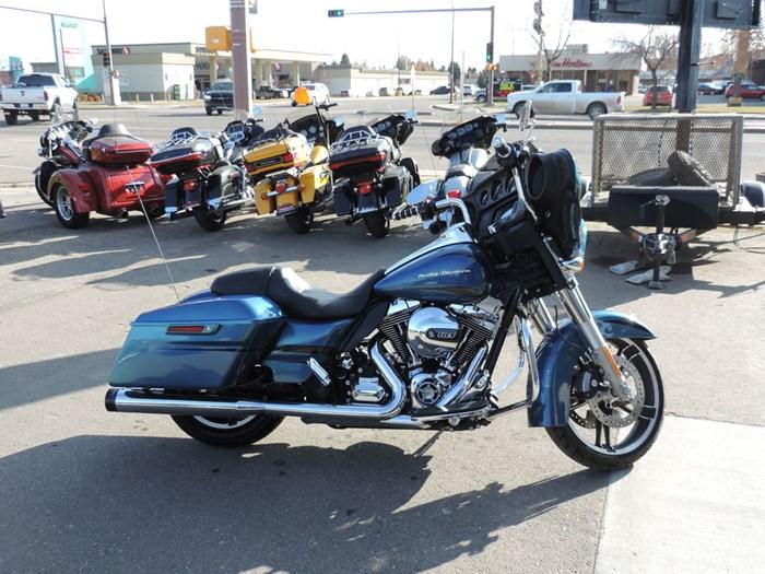 2014 Harley-Davidson FLHX - Street Glide® Photo 1 of 8