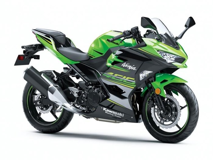2019 KAWASAKI NINJA 400 ABS KAWASAKI RACING TEAM EDTION Photo 2 of 4