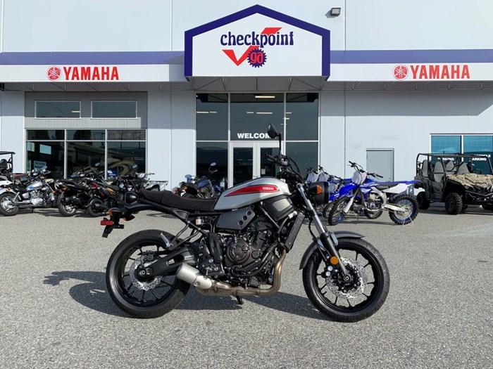 2019 Yamaha XSR700 Photo 1 of 5