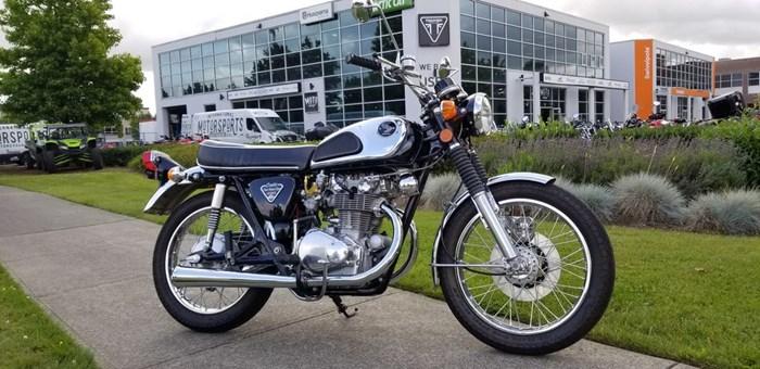 1969 Honda CB 450 Photo 1 of 18