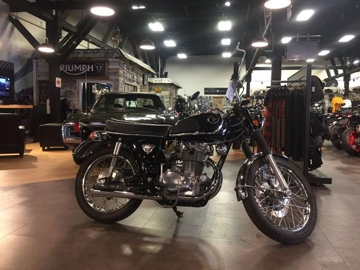 1969 Honda CB 450 Photo 2 of 18