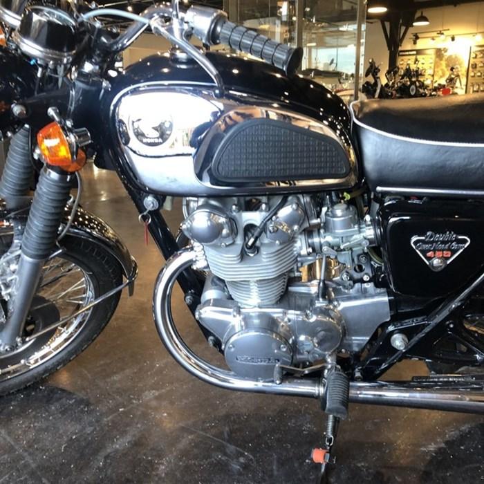 1969 Honda CB 450 Photo 7 of 18