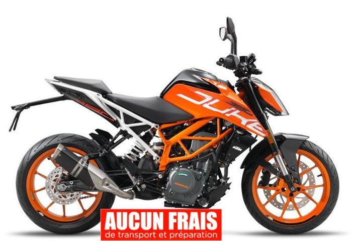2019 KTM 390 DUKE Photo 1 of 2