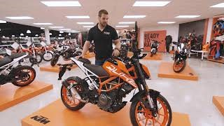 2019 KTM 390 DUKE Photo 2 of 2