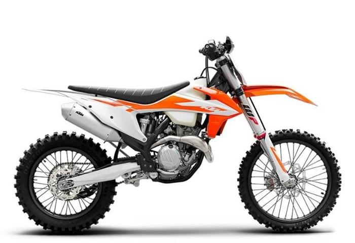 2020 KTM 350 XC-F Photo 1 of 1
