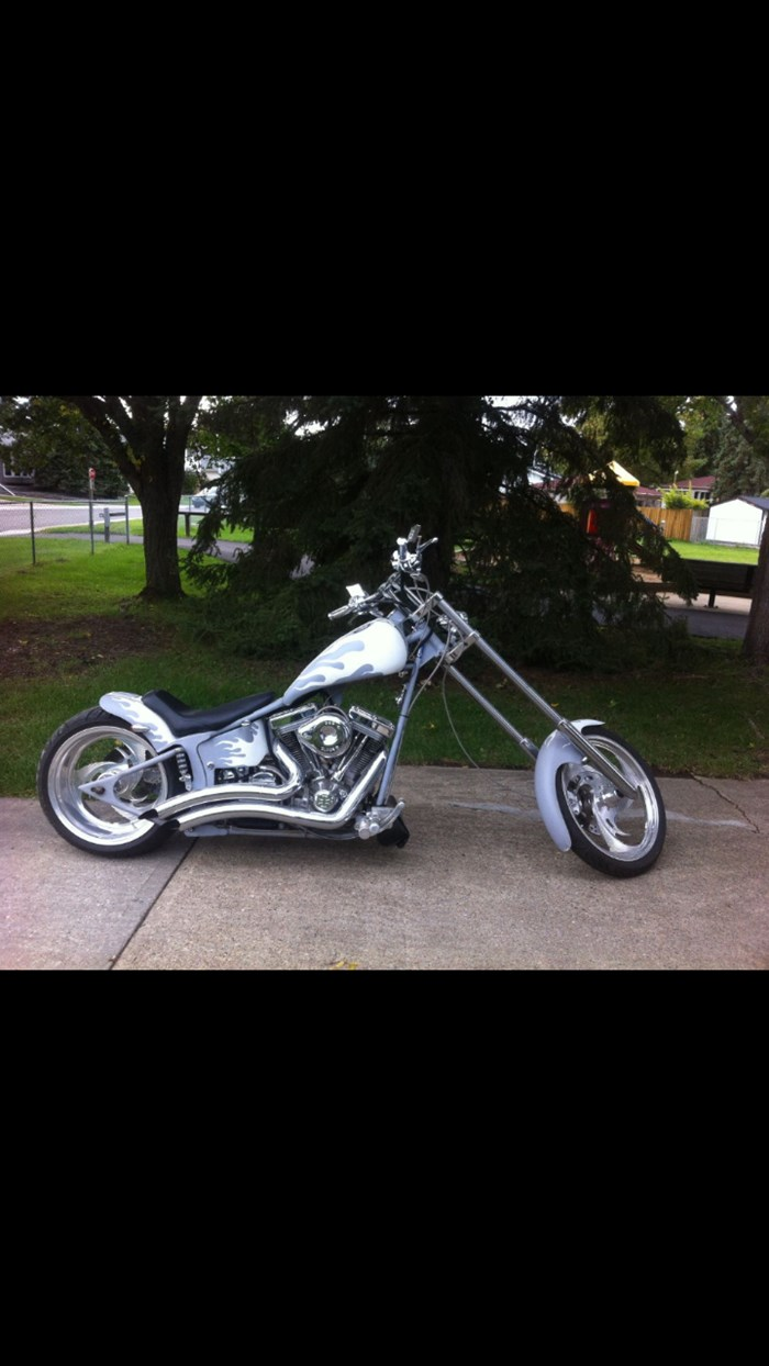 2015 Custom built Chopper Custom built Chopper Photo 2 sur 2